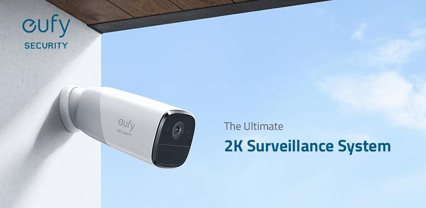 كاميرا مراقبة 2 برو اضافية - 2 كيه من يوفي